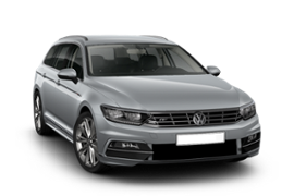 VW PASSAT ESTATE AUTO